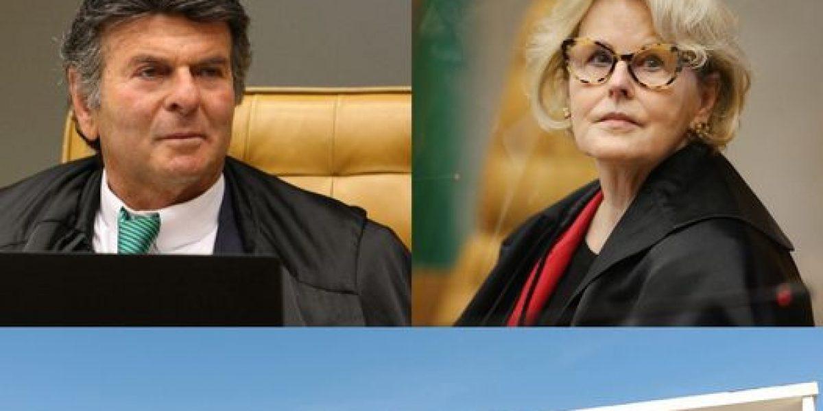 Hoje, às 16h: posse do novo presidente do STF, Luiz Fux, e da vice-presidente, Rosa Weber