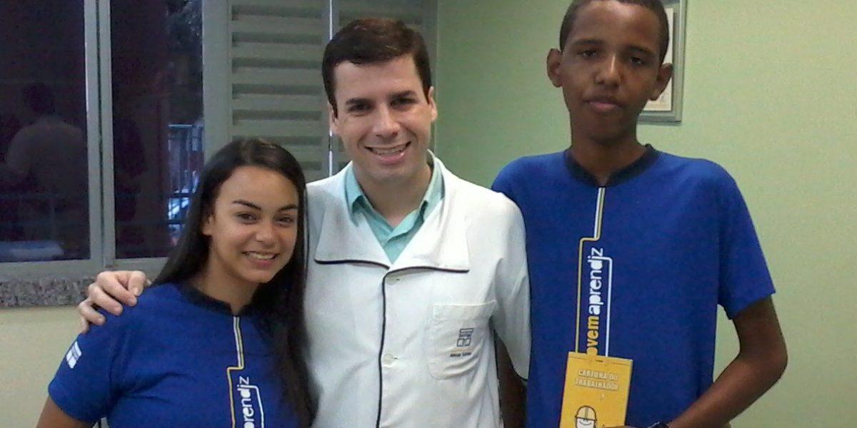 Cartilha do Trabalhador é sucesso em curso do Senac de Governador Valadares (MG)