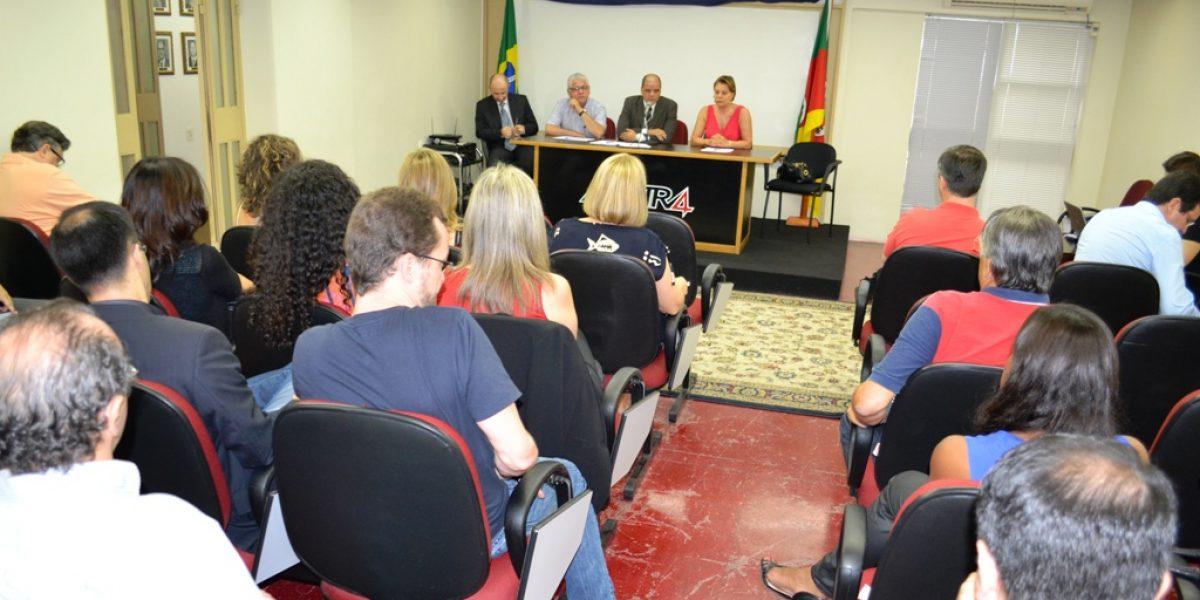 Fórum de Relações Administrativas do TRT4: nova reunião ocorreu na AMATRA em 7/12