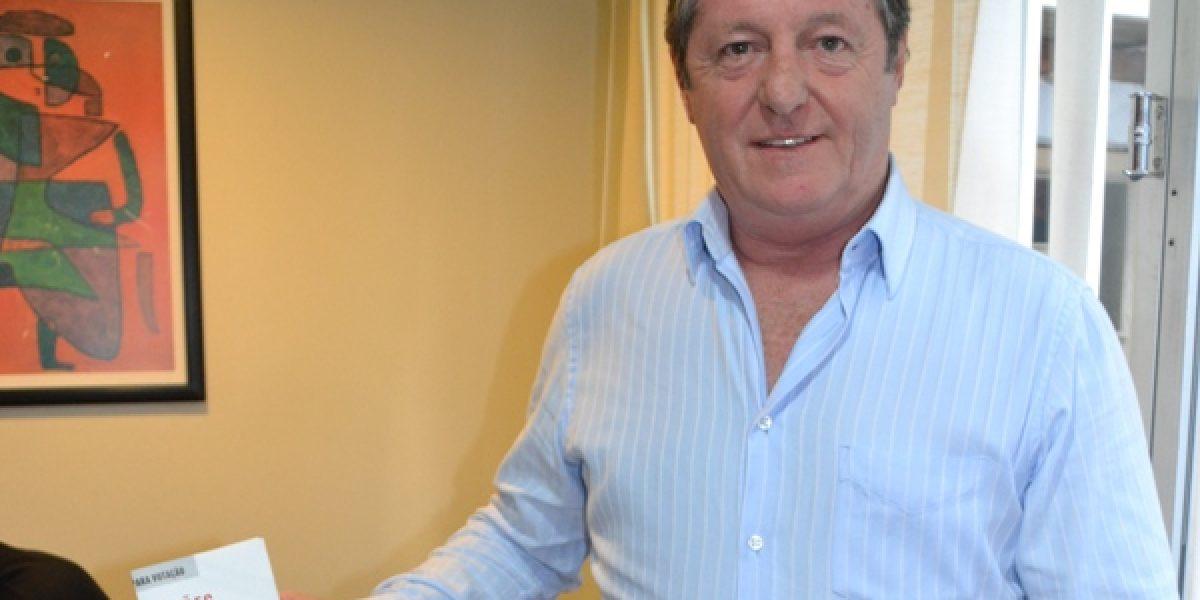 Colega Paulo Schmidt é eleito presidente da Anamatra