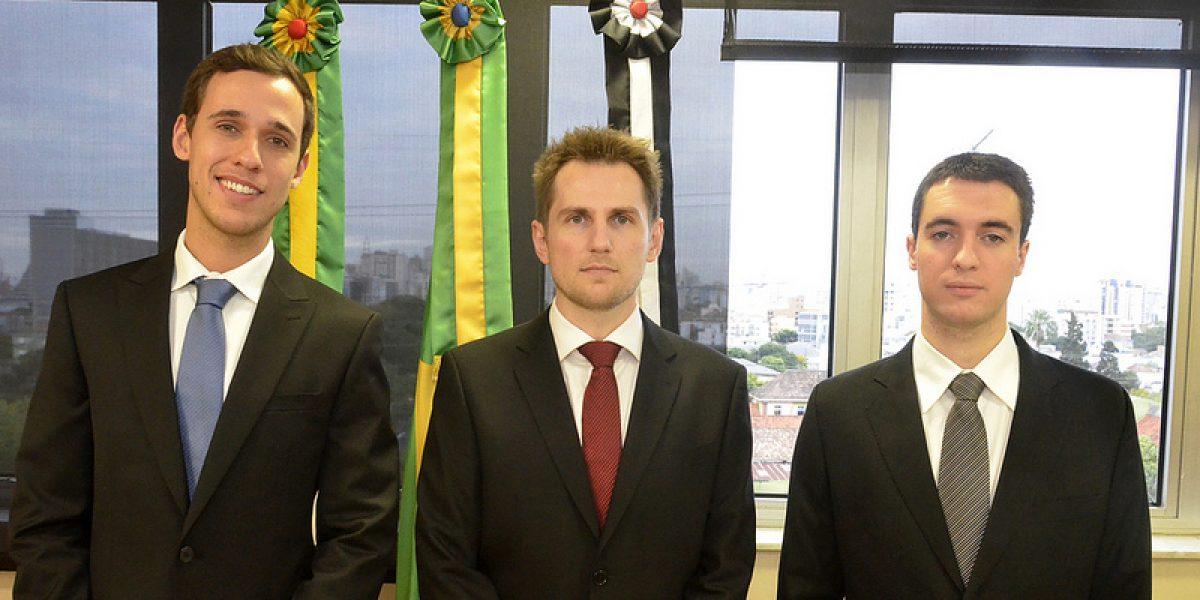 4ª Região conta com três novos juízes