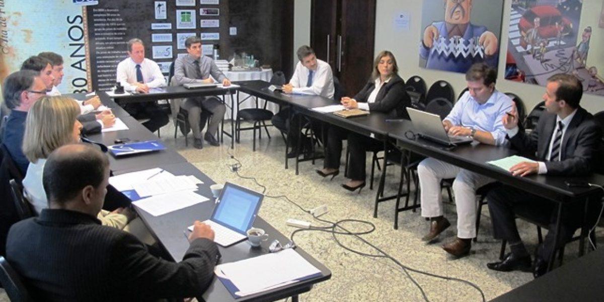 Comissão Científica do 17º Conamat reúne-se na Anamatra