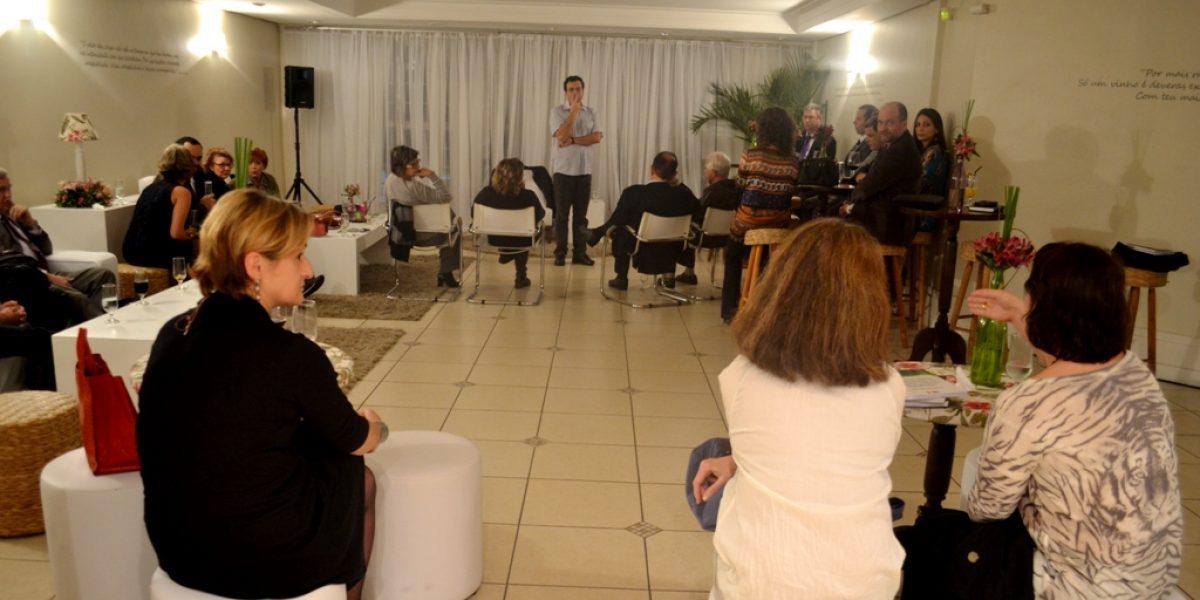 Café com Ideias debateu a mobilização dos brasileiros em busca de mudanças