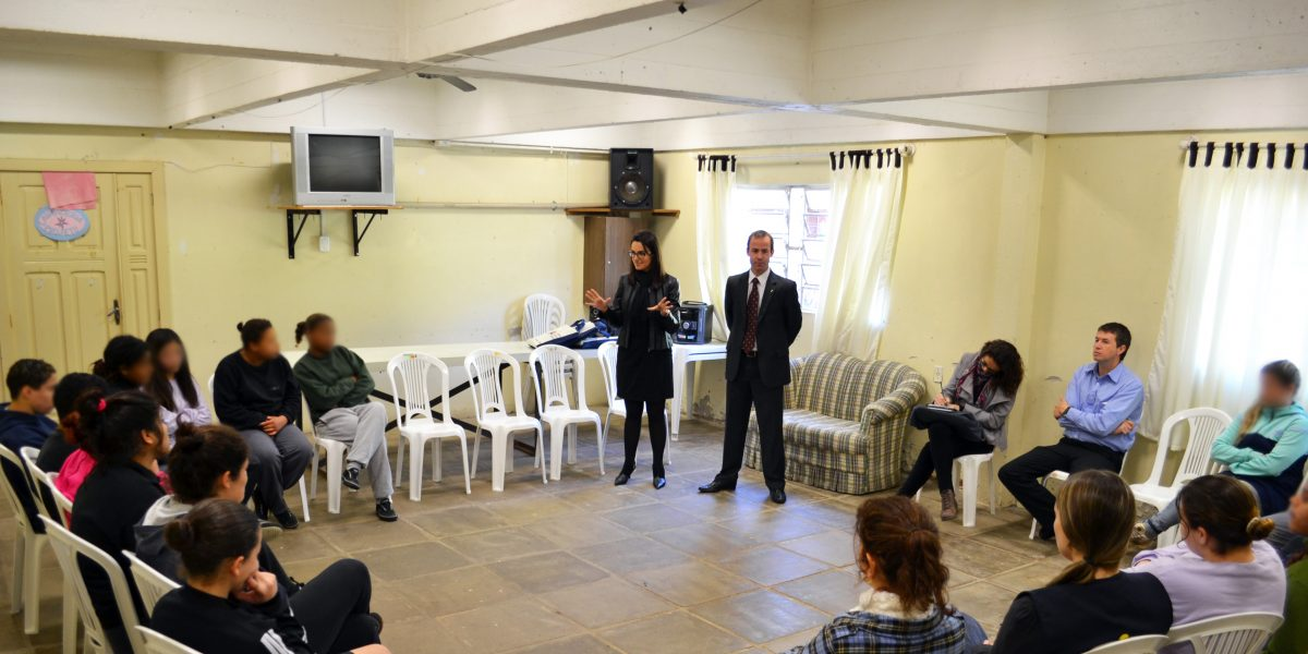 TJC na Fase: AMATRA IV promove encontro com jovens da unidade feminina