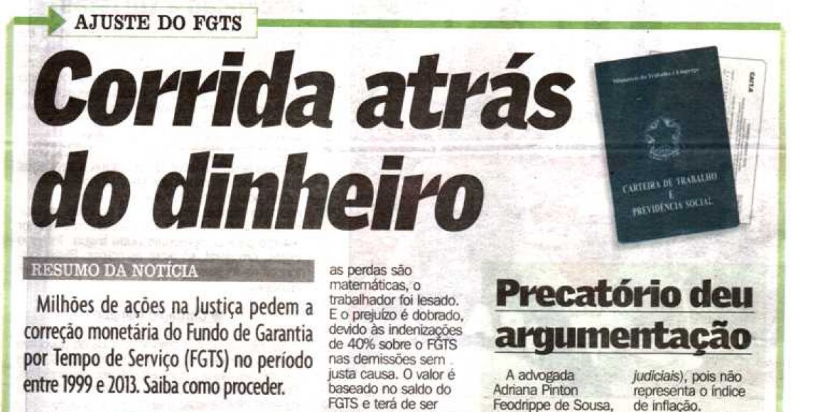 Entrevista do Vice-presidente da AMATRA IV, Rubens Clamer dos Santos Júnior, ao Diário Gaúcho