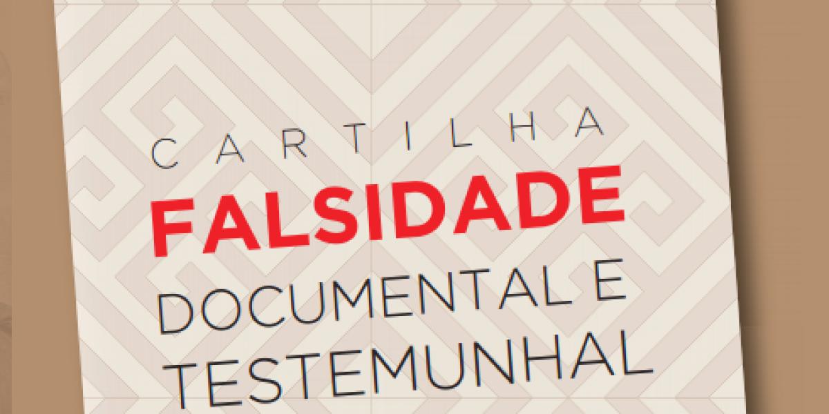 AMATRA IV lança publicação sobre a falsidade documental e testemunhal na Justiça do Trabalho