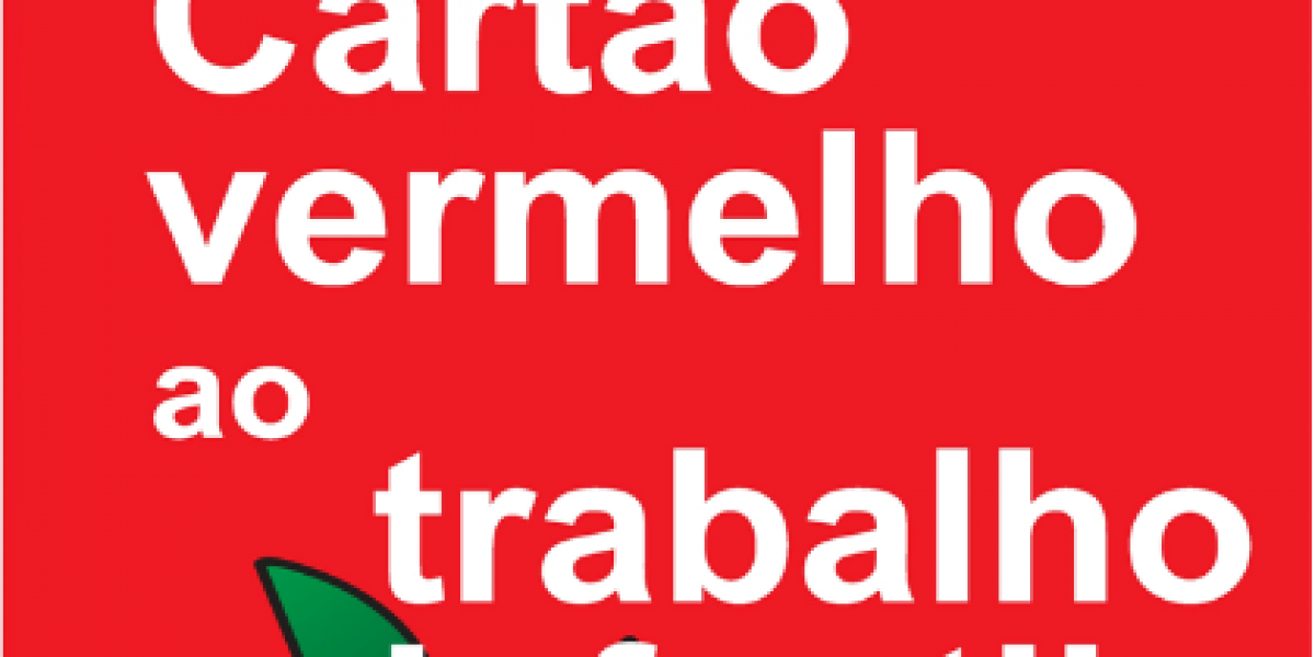 Cartão vermelho ao trabalho infantil: AMATRA IV leva campanha ao Beira-Rio nesse sábado (28/10)