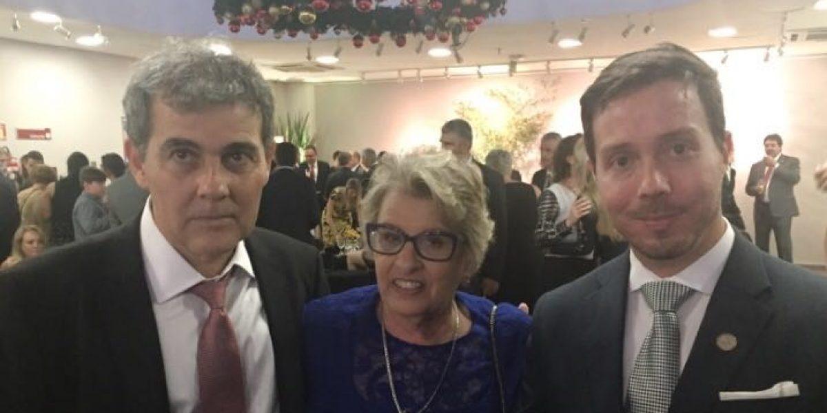 AMATRA IV presente na posse da nova administração do TRT-RS para o biênio 2018/2019
