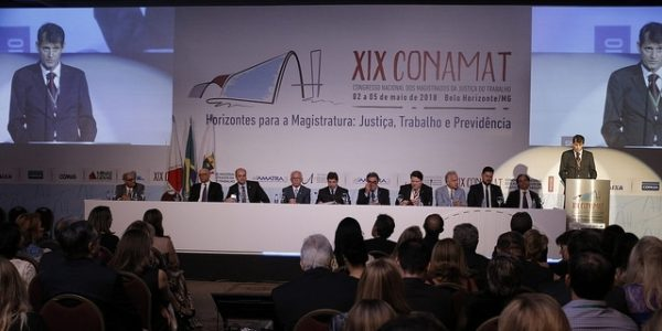 Minas Gerais recebe o maior evento da Magistratura do Trabalho