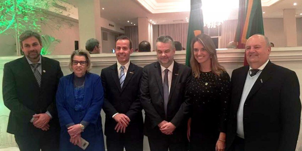 Juiz Rubens Clamer Júnior integra nova diretoria da ASRDT