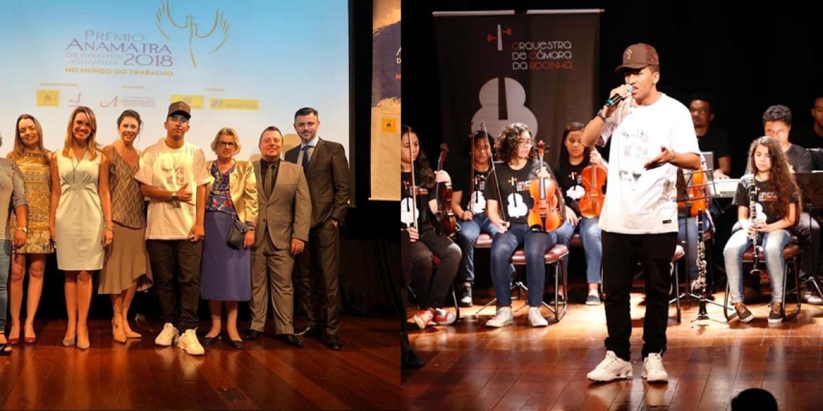 Prêmio Anamatra de Direitos Humanos tem vencedor indicado pela AMATRA IV
