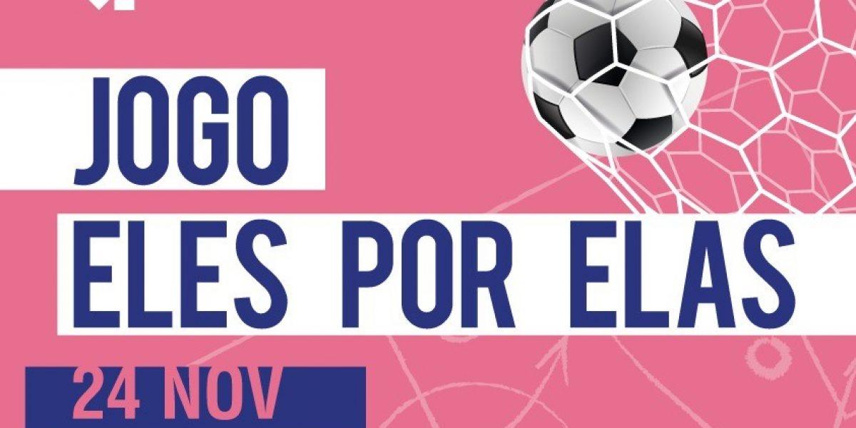 Participe da partida #HeForShe