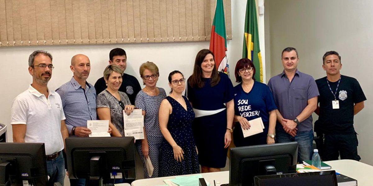Em Itaqui: Justiça do Trabalho repassa mais de R$ 298 mil a entidades sem fins lucrativos