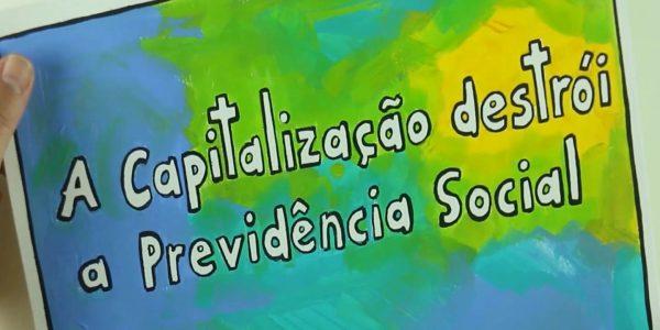 Vídeo destaca principais problemas da proposta de reforma da Previdência