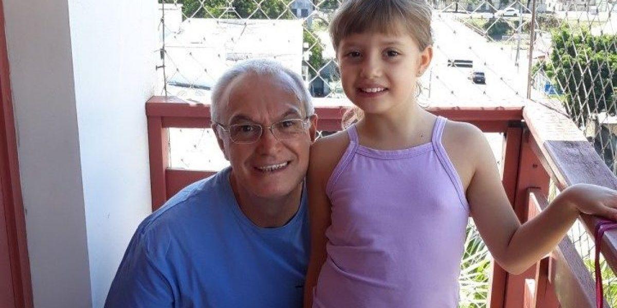 Minha filhinha autista me ensina, a cada dia, como ser uma pessoa melhor