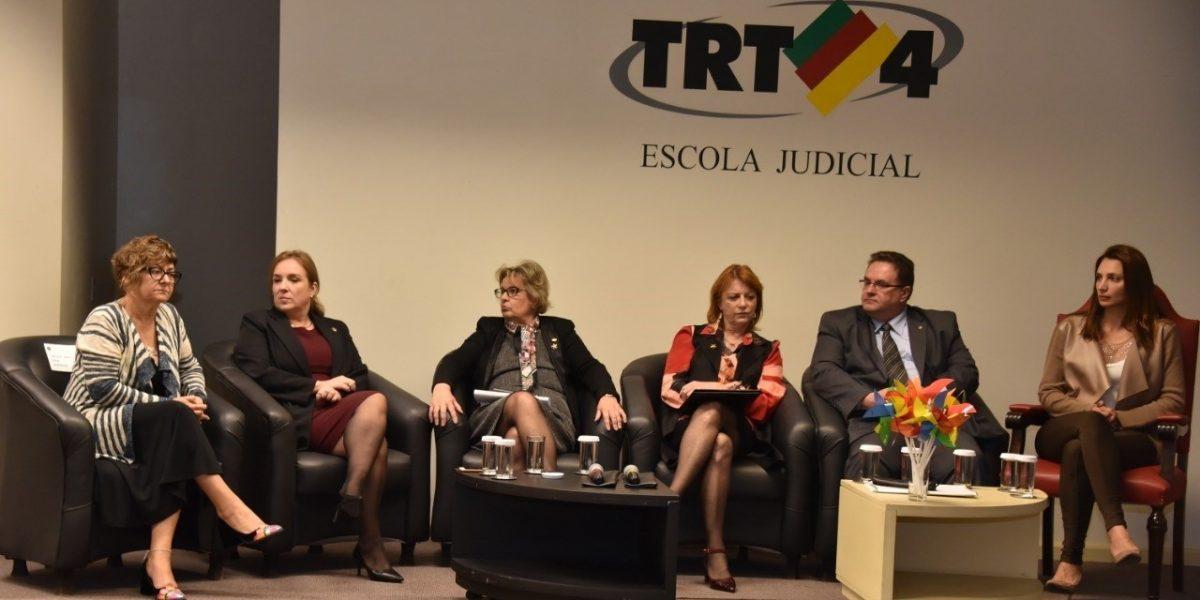 Combate ao trabalho infantil é debatido em audiência coletiva no TRT-RS
