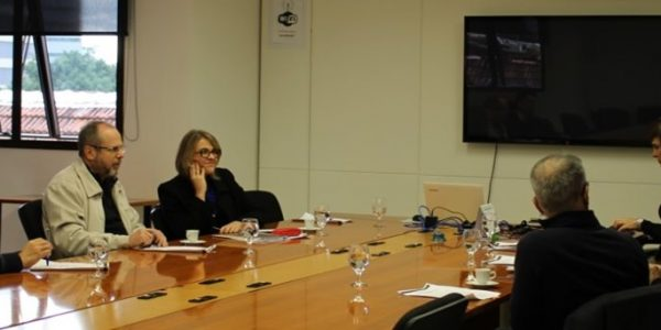 AMATRA IV presente na reunião da Frentas/RS
