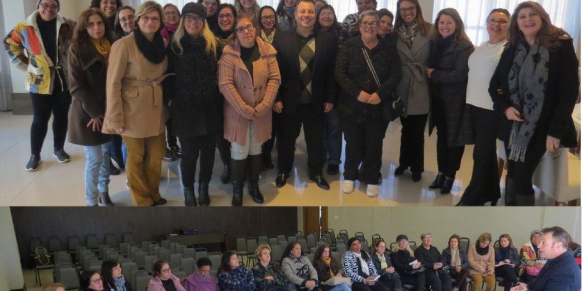 TJC na escola Desiderio Torquato Finamor: nova ação em prol da cidadania