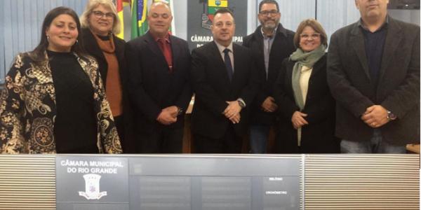 Contra a extinção da Vara do Trabalho de Santa Vitória do Palmar: AMATRA participa de audiências públicas