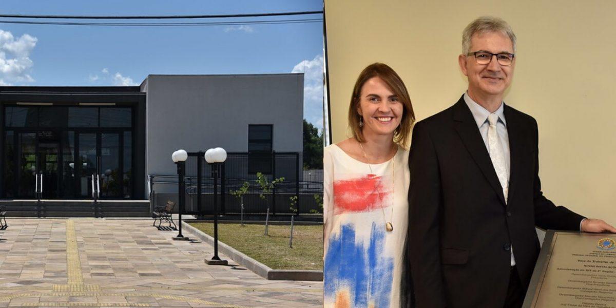 Boa notícia: nova sede da Vara do Trabalho de Triunfo é inaugurada