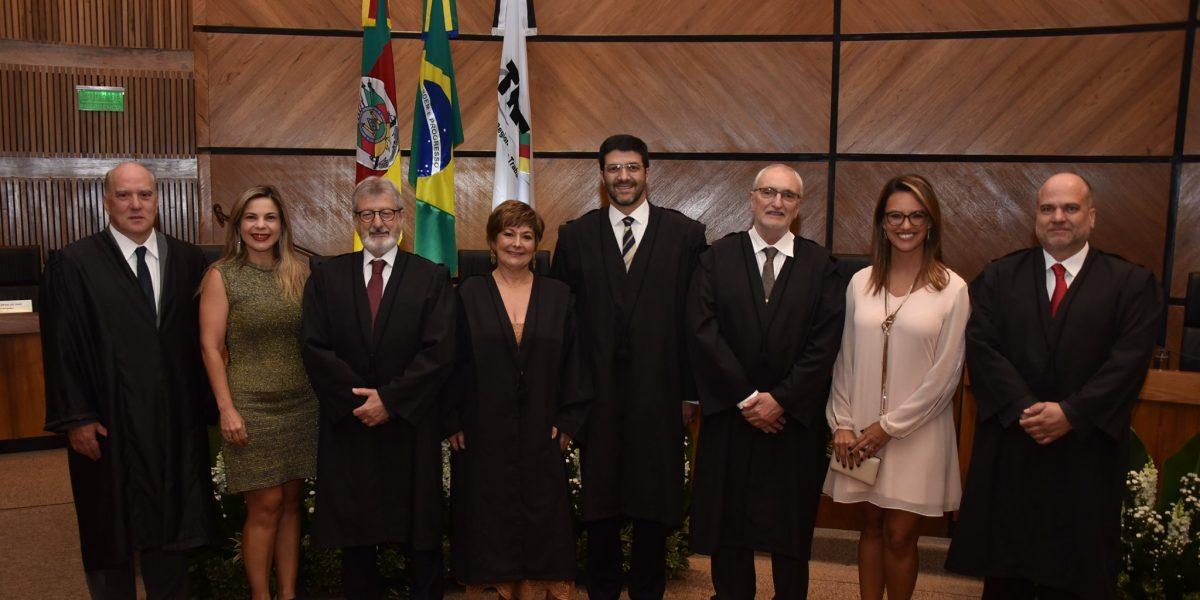 AMATRA IV saúda a nova administração do TRT-RS