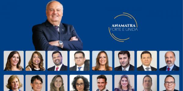 Juiz Luiz Colussi é eleito presidente da Anamatra