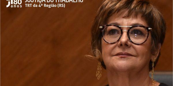 Democracia na prática: entrevista com a presidente do TRT-RS, Carmen Gonzalez