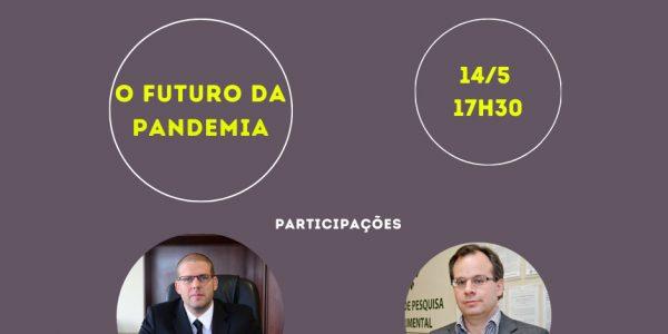Live da Amatra IV debate o futuro da pandemia nesta sexta, 14
