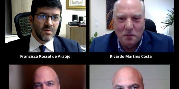 Eleições para a administração do TRT: AMATRA realiza debate entre candidatos