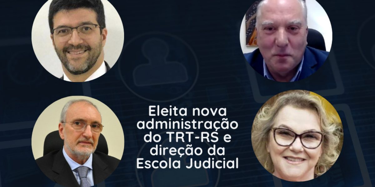 AMATRA IV manifesta votos de sucesso à futura administração do TRT-RS