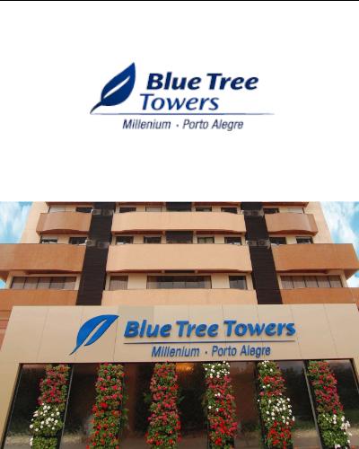 Blue Tree Towers
