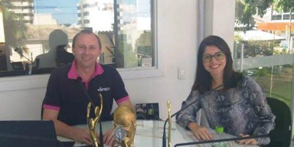 Diretora da AMATRA IV é entrevistada por rádio da cidade de Marau (RS)
