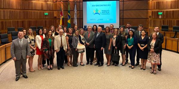 14º Encontro Nacional do TJC tem início em Porto Alegre